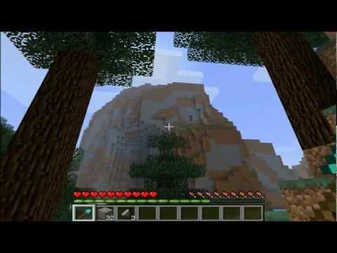 Minecraft Tutorial: Feuerstein HD