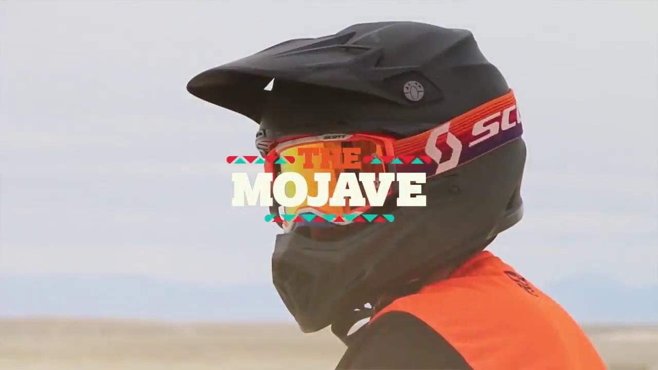 a4ef627cdb34d5 Masque SCOTT Prospect MOJAVE - Edition Limitée - FX MOTORS - YouTube