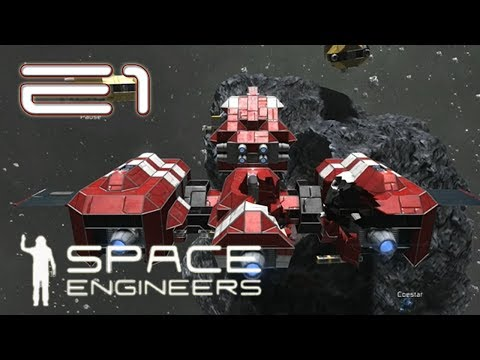 Space Engineers Multiplayer - E01 - The Mission