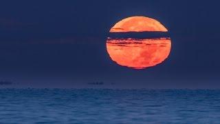 Supermoon 2016 - Moonset Time-Lapse
