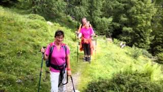08-07-2014 | Bergfexwanderung mit Maria | Hirschgruben-Alm - Aschlreit-Alm