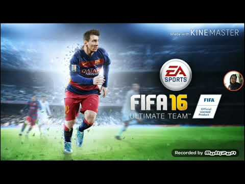 FIFA 16 ULTIMATE TEAM ANDROID OFFLINE 1GB BEST GRAPHIC