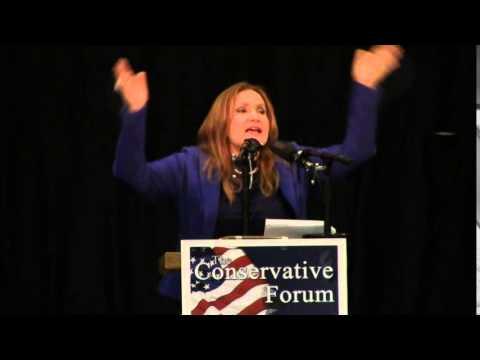Nonie Darwish ~ The Conservative Forum 6-3-2014