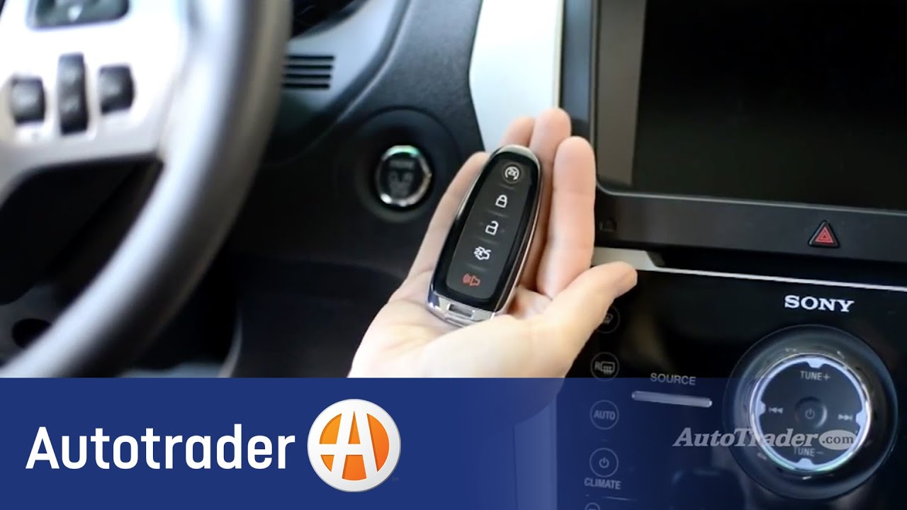 Ford My Key >> Ford Mykey New Car Technology Autotrader Youtube