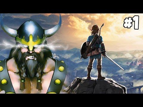 Zelda Breath of the Wild - Uncut #1