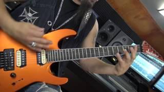 "Video ADRENALINE MOB - Mike Orlando ""King Of The Ring"" (Guitar Play Through) download MP3, 3GP, MP4, WEBM, AVI, FLV Juli 2018"
