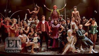 Hugh jackman, zendaya, zac efron talk 'the greatest showman'