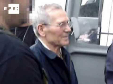 "Bernardo Provenzano, ""capo dei capi"", fue detenido en Corleone"