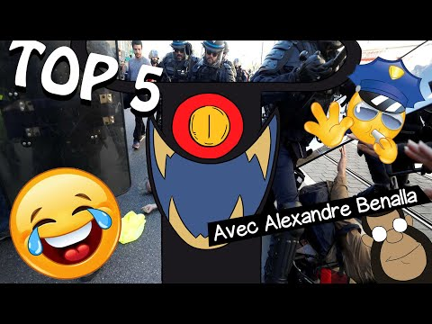 Diable Positif: TOP 5 VIOLENCES POLICIERES