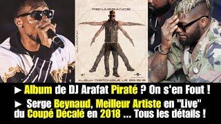 DJ Arafat Piraté, On s'en Fout | Beynaud, Meilleur Artiste Coupé Décalé en Live de 2018 | PRIINCE TV