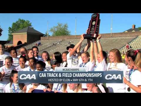 2016 #CAAChamps Track & Field Preview