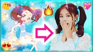 Gambar cover TWICE Anime Transformation in CANDY POP MV