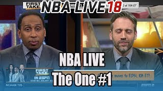 NBA Live 18 The ONE FIRST TAKE