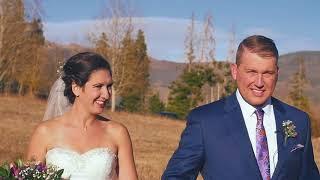 Nicole and Britton - A Colorado  Wedding Film