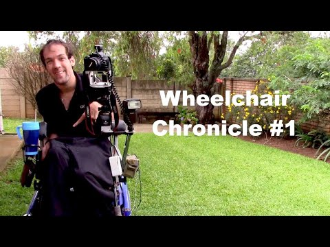Wheelchair Chronicle #1