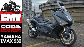 cmv moto testy yamaha tmax 530 abs 2016 test opinia recenzja jazda testowa