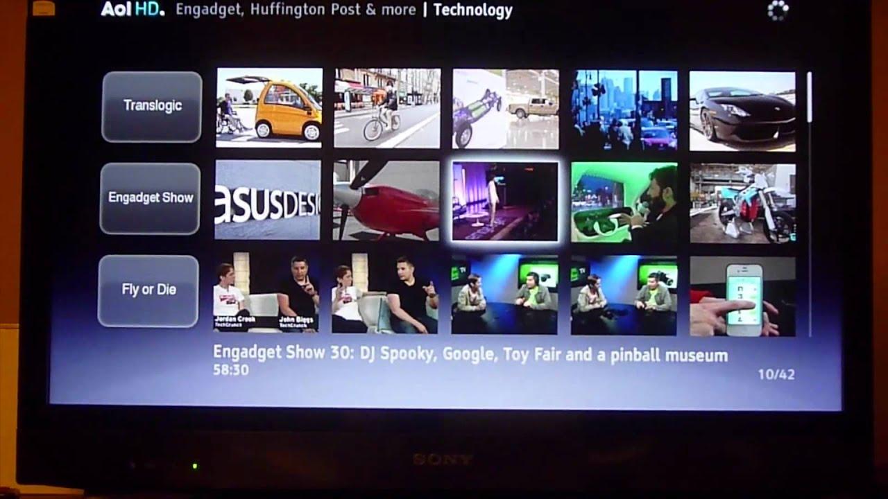 review internet en sony bravia 32 espa ol youtube rh youtube com