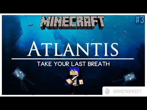 Minecraft Map Atlantis Ep.3 พาเด็กๆไปเดิน w/แก๊งมั้งครับ [โกสคุง]