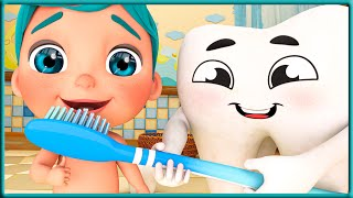 Brush Your Teeth Song , Tooth Song , Go Away, Cavity Germs +The BEST SONGS For Children - Viola Kids