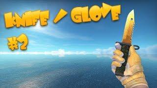 ClutchCase - KNIFE / GLOVE combinations (FEB.2018) | #2