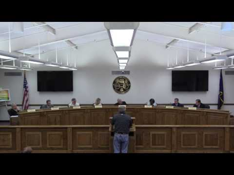 Chester County Transportation Meeting 7-17-2017