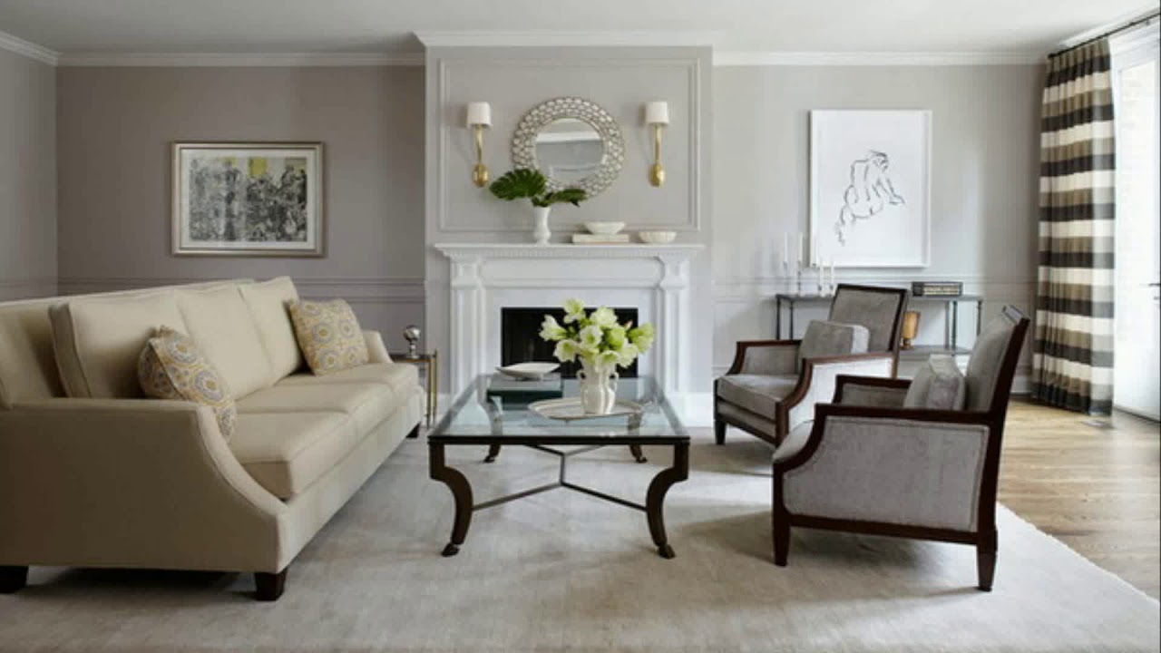 Living Room Ideas With Cream Leather