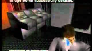 GoldenEye 007 (N64) - Frigate Secret Agent 1:00 (Untied World Record)