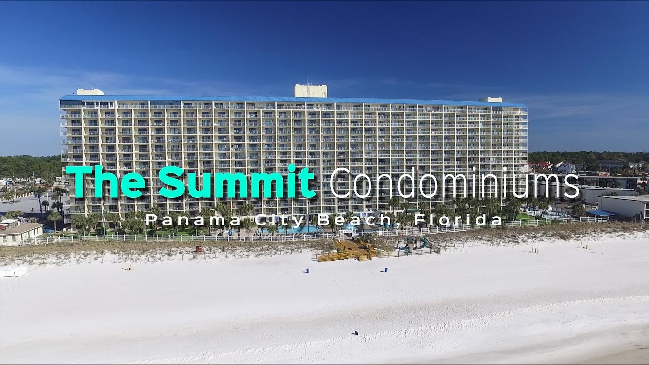 The Summit Iniums Panama City Beach Florida Real Estate For