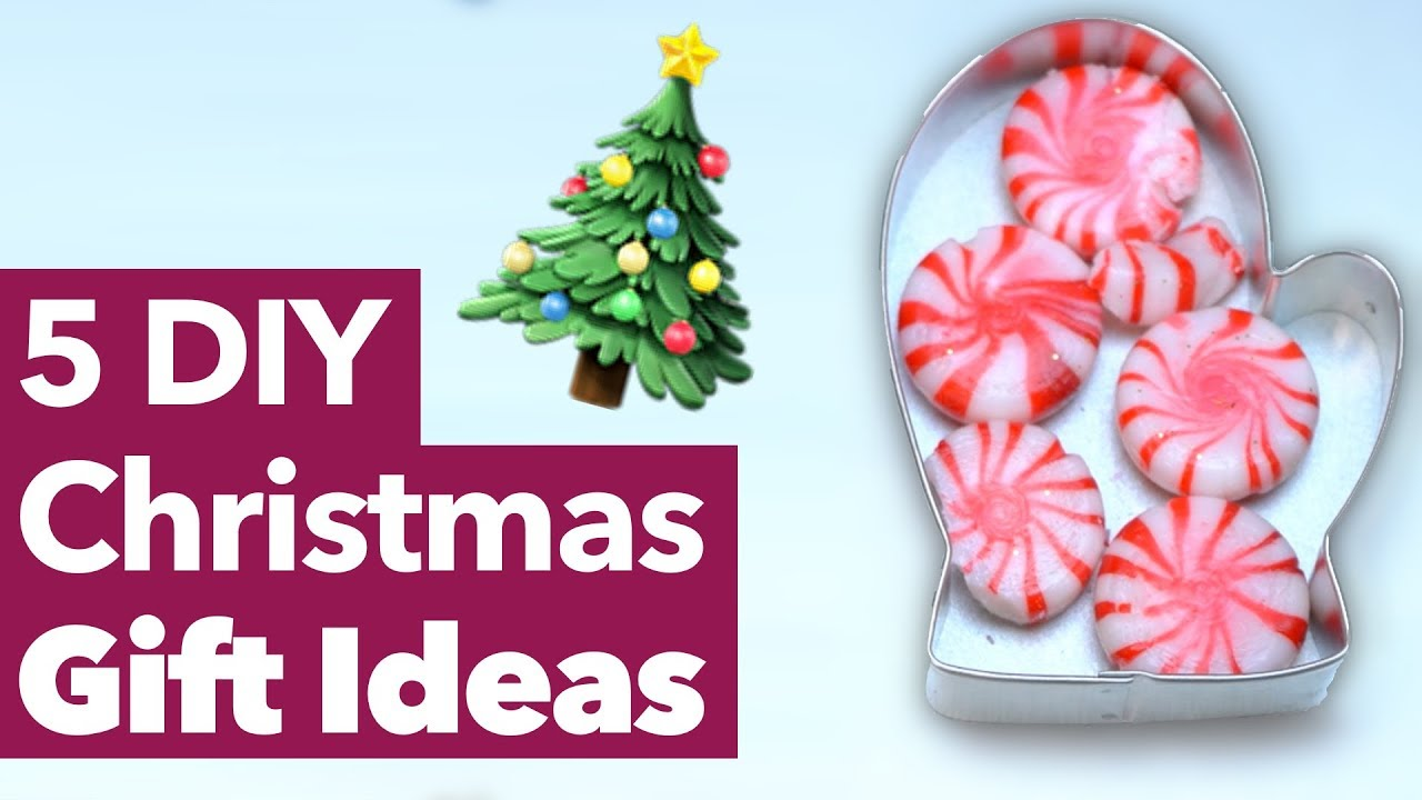 5 easy diy christmas gifts you can make at home
