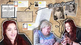 🕵️♀️ Descubrimientos familiares y SORPRESA EMOTIVA a Maritxu 👵 // MimiXXL