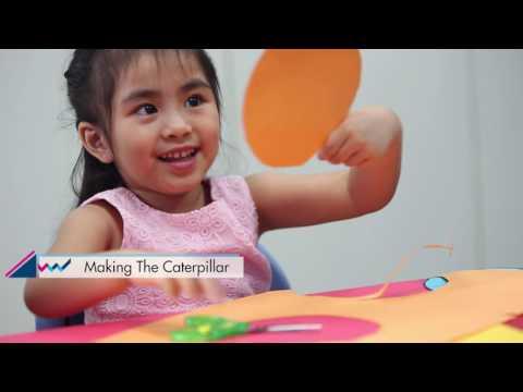 Activities for Kids: The Reading Caterpillar