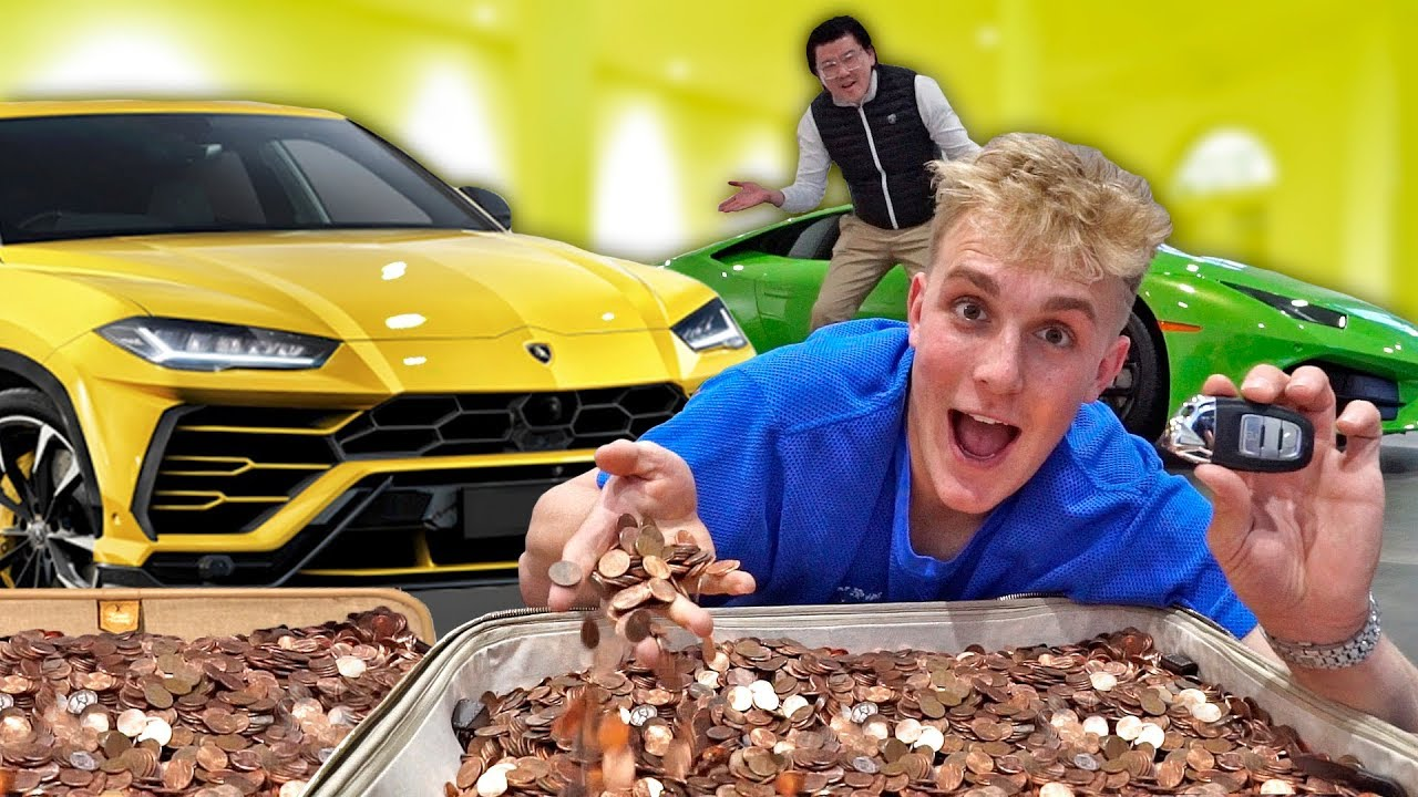 We Actually Bought A Lamborghini With Pennies Youtube