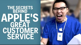 The Secrets Behind Apple's Great Customer Service(, 2014-11-05T16:00:09.000Z)