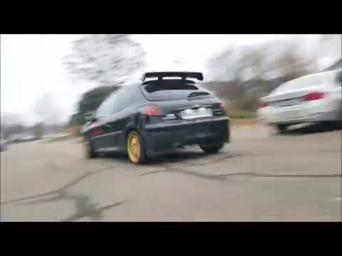 mein peugeot 206 tuning project | endlich videos | shawnimani
