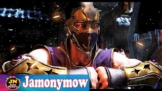 Mortal Kombat X Fatalities  Rain Play as NPC Mod
