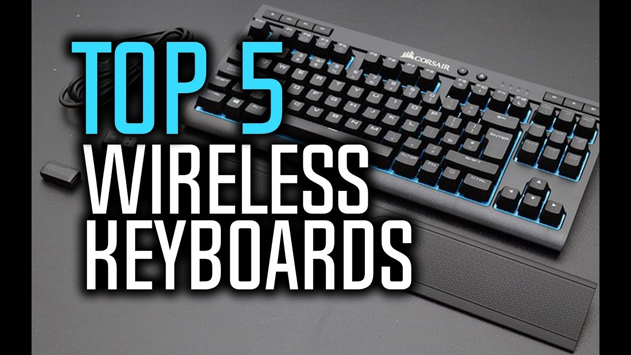 6b382a443a9 Best Wireless Keyboards in 2018 - Which Is The Best Bluetooth Keyboard?