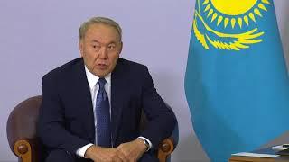 Назарбаев Путину: СМИ не должны раздувать из мухи слона