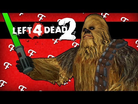 L4D2: Star Wars Zombies Episode XII - The Search For The YouTube Rev! (Left 4 Dead 2 Comedy Gaming)