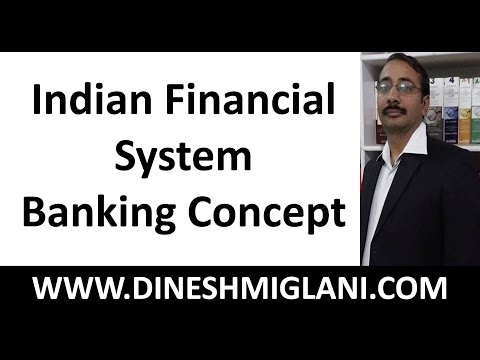 BEST VIDEO ON BANKING FOR IBPS SBI PO ON INDIAN FINANCIAL SYSTEM