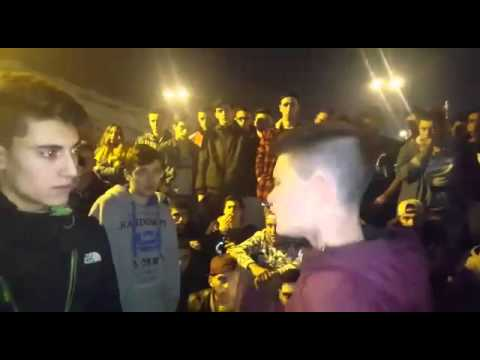 Katos VS Crash Cuartos 1a Regional FullRap Valencia