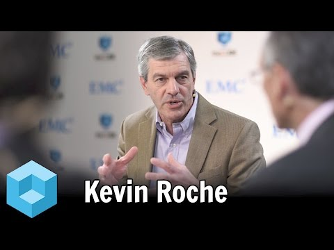 Kevin Roche, EMC - EMC World 2016 - #EMCWorld - #theCUBE
