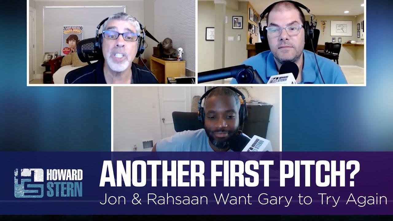 Gary Reveals He Still Can't Even Pick Up a Baseball
