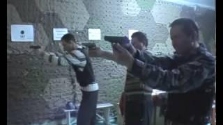 Обучение охраников в СибГТУ