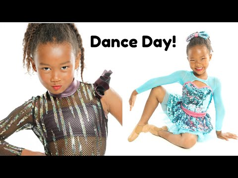8 Year Old Yuri's First Dance Competition! + Girls Dance Recital