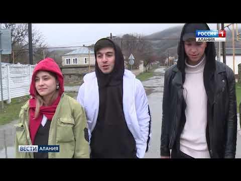 Студенты СОГУ проехали по хетагуровским местам