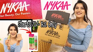 Nykaa Sale Haul | Best Deals on Makeup + Skin Care | Super Style Tips