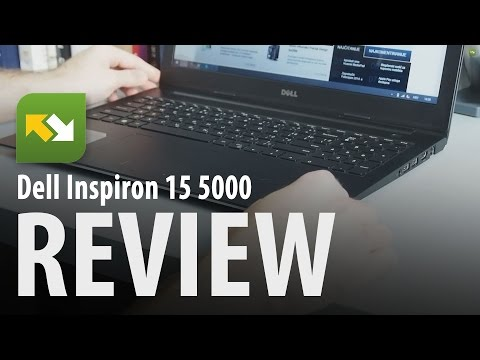 Dell Inspiron 15 5000 (5547) : Review