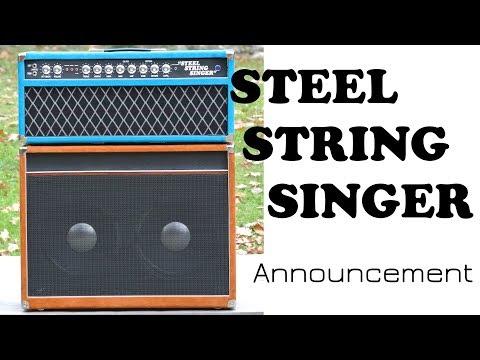Tone Demo Dumble Steel String Singer 004 Clone w 2x JBL D131