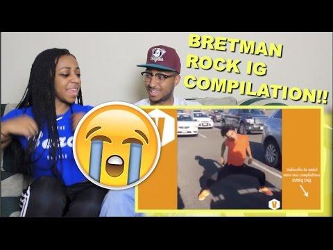 Couple Reacts : BEST Bretman Rock INSTAGRAM VIDEOS COMPILATION Reaction!!!