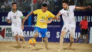 Межконтинентальный кубок 2016. Финал.  Бразилия - Иран